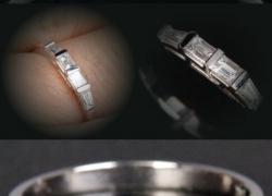 0.23CT Diamond Band Price: $350