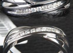 0.25CT Wedding Band Price: $595