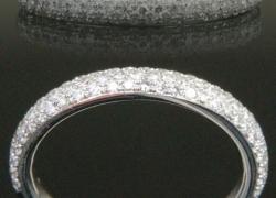 0.51CT Diamond Band Price: $595