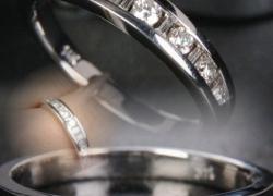 0.66CT Wedding Band Price: $750