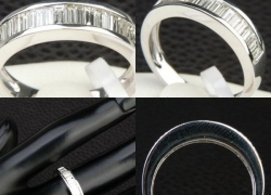 1.02CT Diamond Band Price: $895